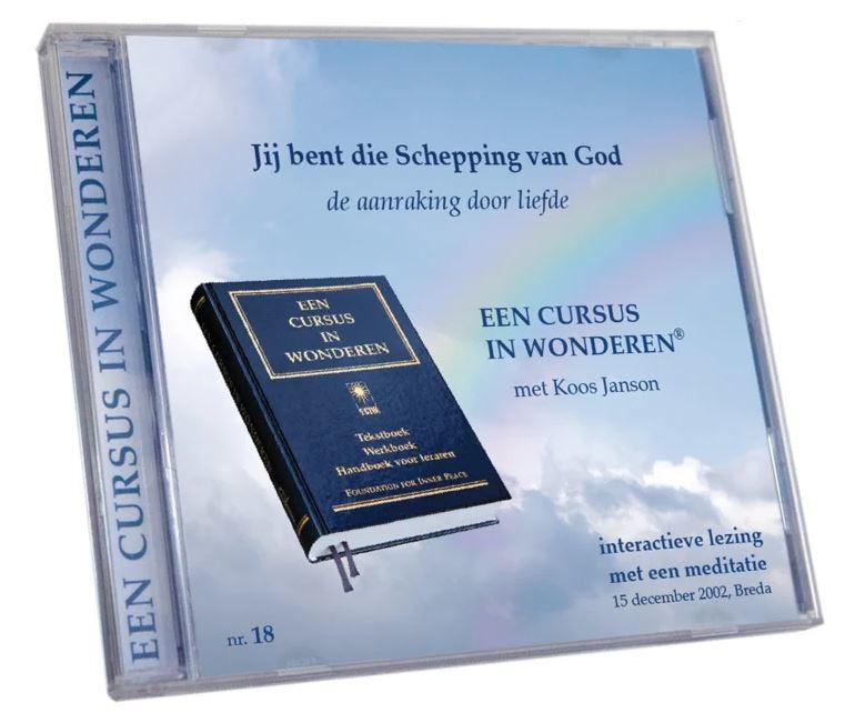 Koos Janson - Interactieve lezing op CD