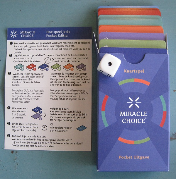 Miracle Choice kaartspel