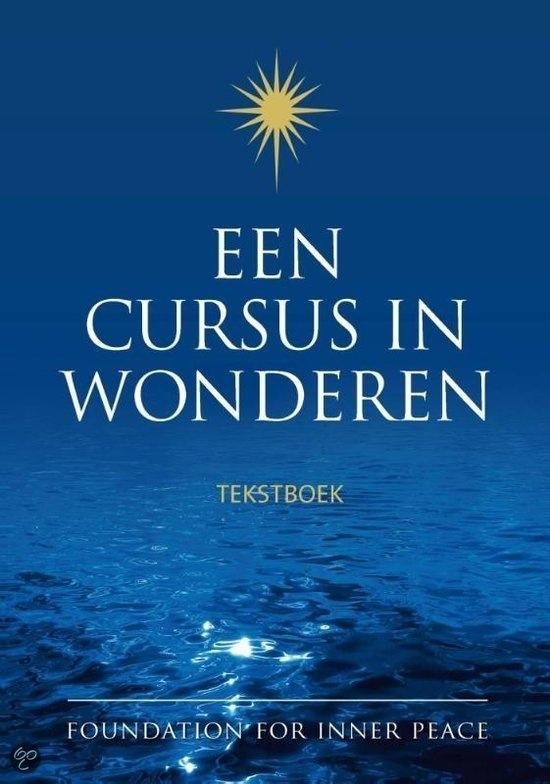 eBook  Een cursus in wonderen Tekstboek