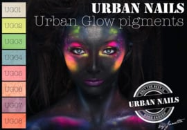 URBAN GLOW IN THE DARK PIGMENTEN