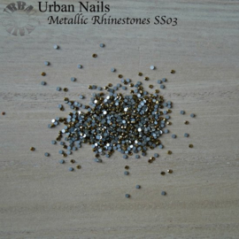 Rhinestons by Urban Nails