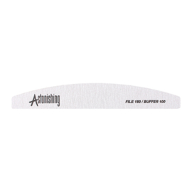Astonishing Nails Duo File 180 Grit / 100 Grit Buffer