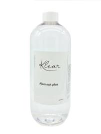 KLEAR ALCOSEPT PLUS 80% ALCOHOL