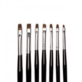 Slowianka One stroke penselen set - 7st