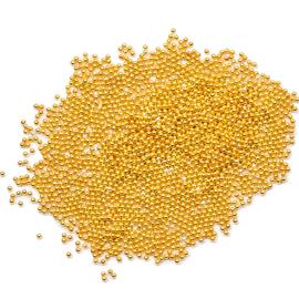 CAVIAR BEADS 19 - GOLD