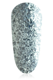 DO1 DIAMOND SILVER - THE GELBOTTLE GEL NAGELLAK