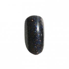 Astonishing Nails Glitter Acryl Poeder #202 Liquorice Glaze