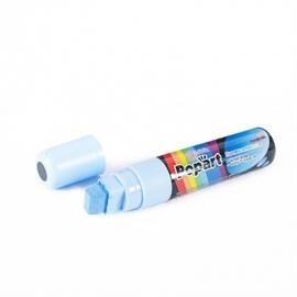 Krijtstiften 15mm - Blauw