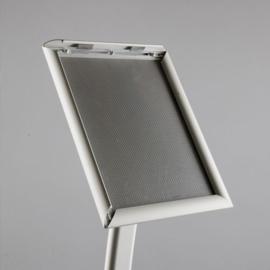 Menubord Zilver Modern A4