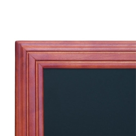 Krijtwandbord Mahonie 60x80cm