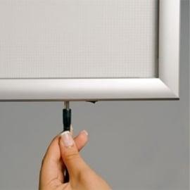 Kliklijst LED verlicht Waterproof A1 enkelzijdig
