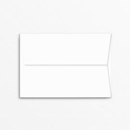 envelop langwerpig - wit
