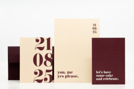pakket 3 - bold & modern