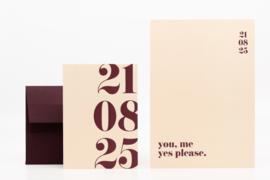 pakket 1 - bold & modern