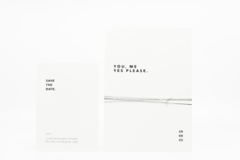 pakket 1 - modern minimal