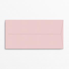 envelop langwerpig - licht roze