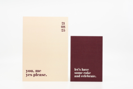 pakket 2 - bold & modern