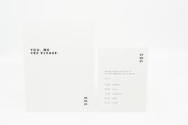 pakket 3 - modern minimal