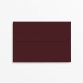 envelop trouwkaart - steenrood