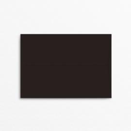 envelop trouwkaart - zwart