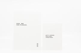 pakket 2 - modern minimal