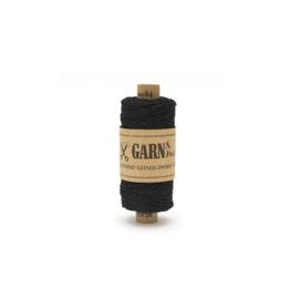 Garn & Mehr twine - zwart