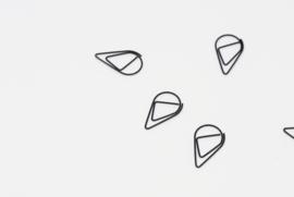 paperclip - zwart