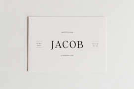 sample Jacob