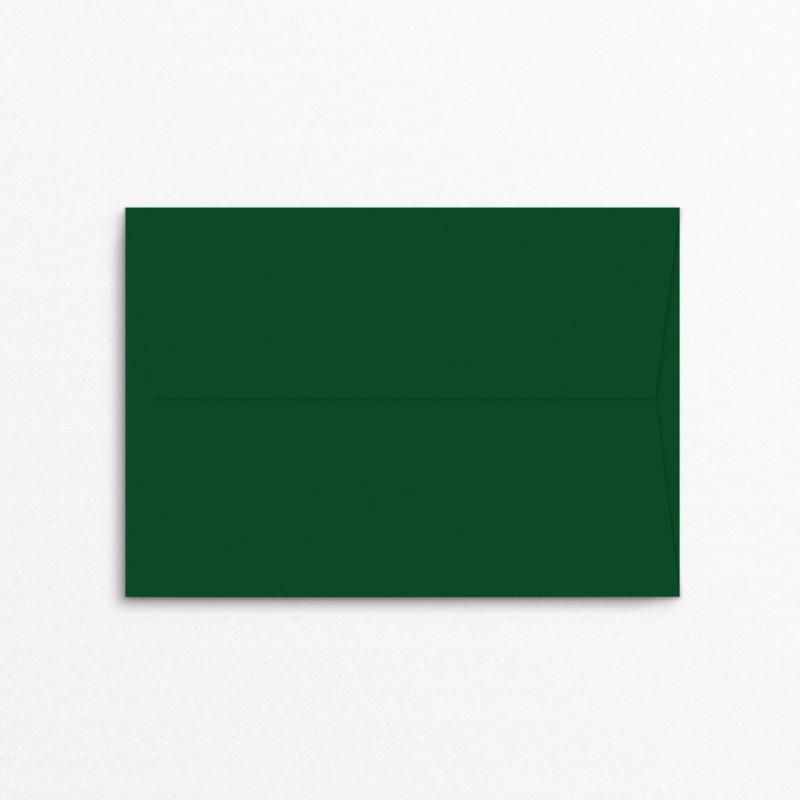 envelop trouwkaart - groen