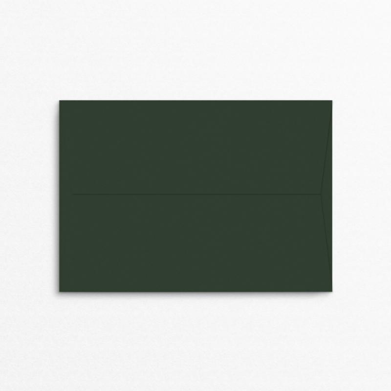 envelop - donker groen