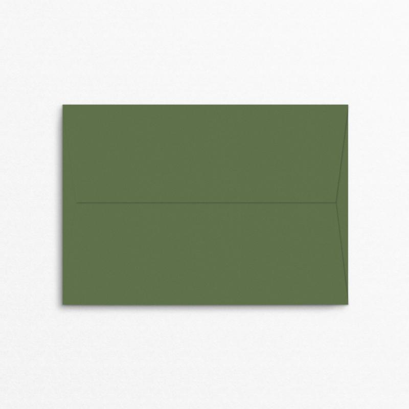 envelop - olijf groen