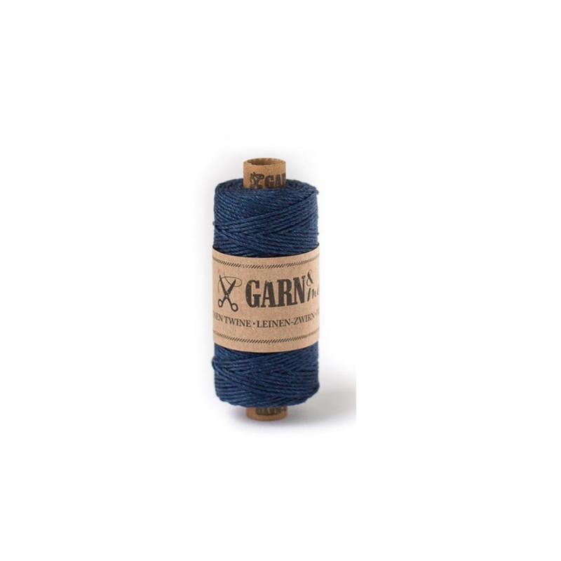 Garn & Mehr twine - donker blauw