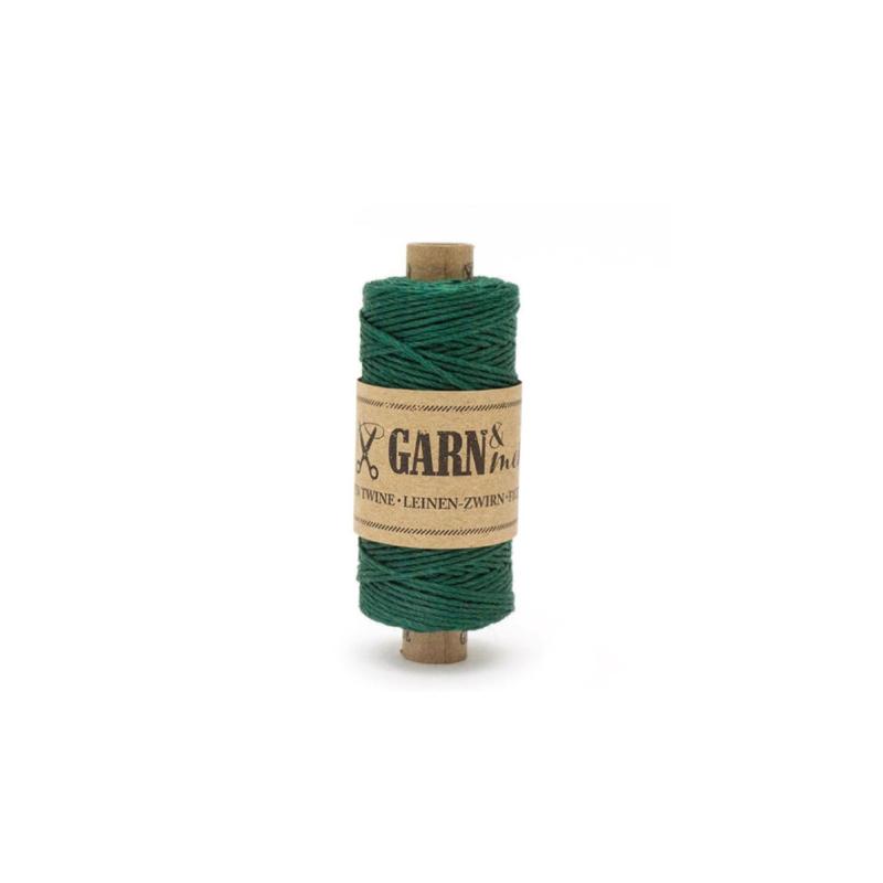 Garn & Mehr twine - donker groen