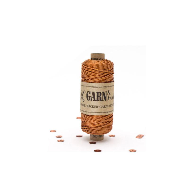 Garn & Mehr twine - koper