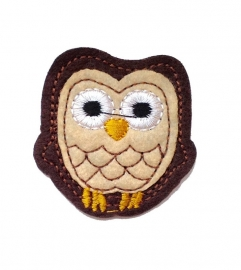 Brown Owl patch