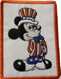 Dandy 50s American Mouse patch