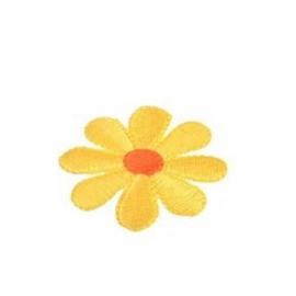 Yellow Flower patch