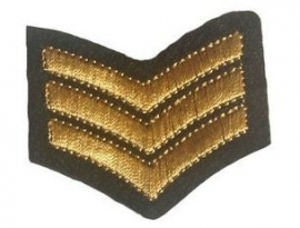 Rangstrepen Army patch