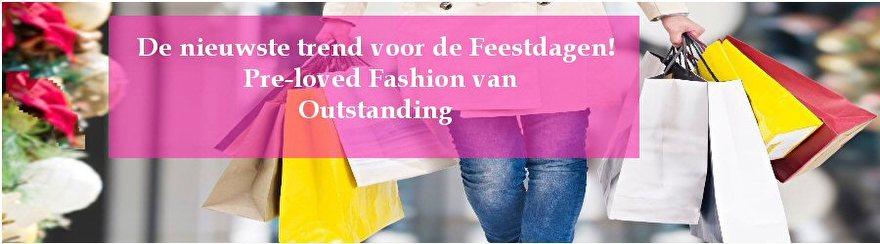 Outstanding Preloved tweedehands Fashion Feestdagen