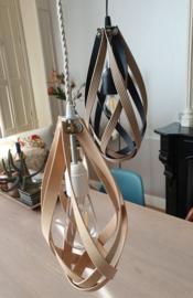 Lamp handgemaakt TONYLIGHT CARTON by Felix Lozal Barcelona