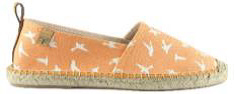 FACTOR TREE -  espadrilles sunset/orange print  model  BEGUR 105