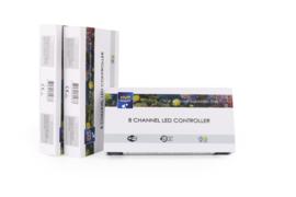 8 kanaals WIFI controller