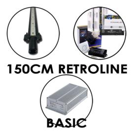 150CM Aquarium LED set RetroLINE BASIC