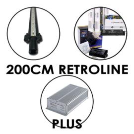 200CM Aquarium LED set RetroLINE PLUS