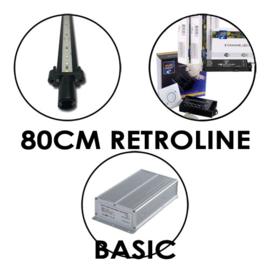 80CM Aquarium LED set RetroLINE BASIC