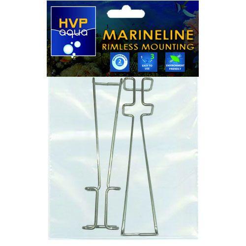 Rimless montage beugels tbv MarineLINE
