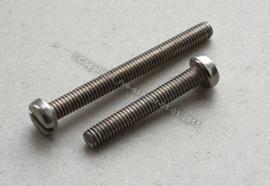 Cilinderkopschroef M3x20