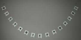HAPPY BIRTHDAY / HIEP HIEP HOERA Slinger