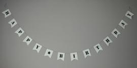 Verjaardagsslingers
