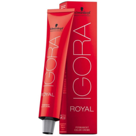 Schwarzkopf - Igora Royal Color Cream - Haarverf - 60ml - 1677540